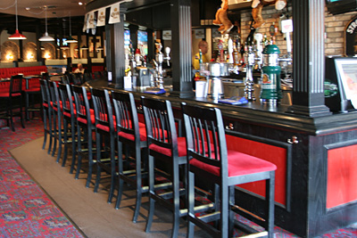 3 Monkeys Bar & Grill Scarborough Front Area