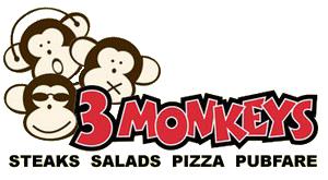 3 Monkeys Eatery