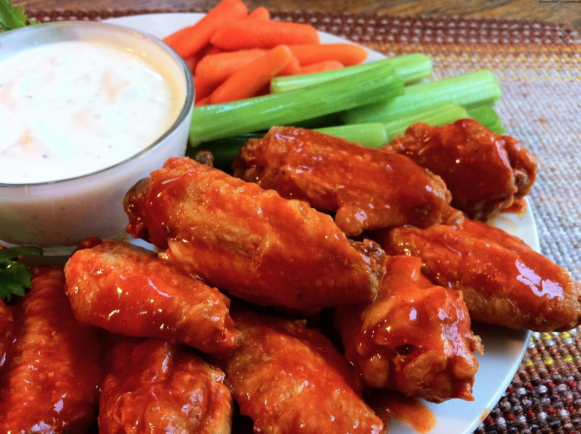 Famous 3 Monkeys Wings at 3 Monkeys Bar & Grill Scarborough